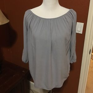 New With Tags American Eagle Open Sleeve Blouse